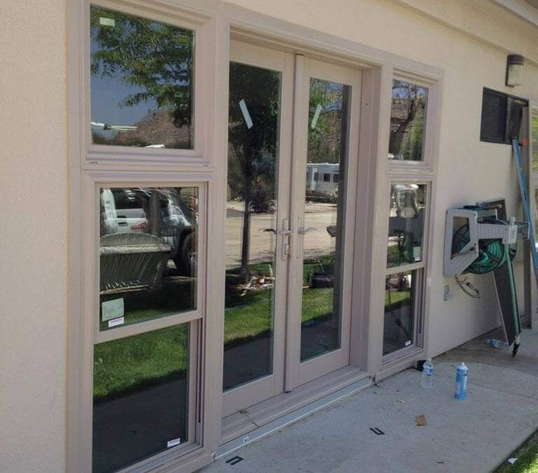replacement windows and doors in Temecula, CA