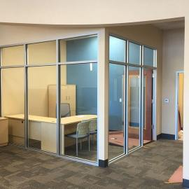 Commercial Doors With Glass